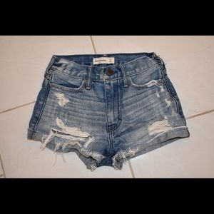 Light Wash Denim Shorts | Kids' Clothing | Girls